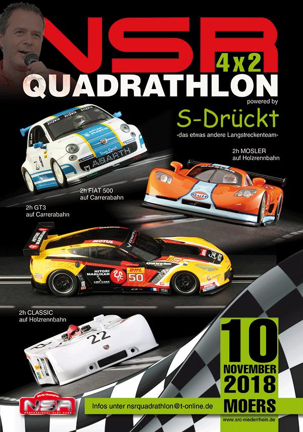 NSR Quadrathlon