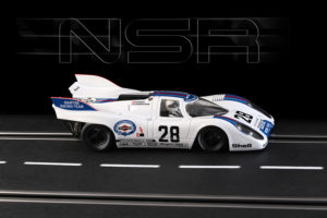 NSR 0100 SW Porsche 917 Martini