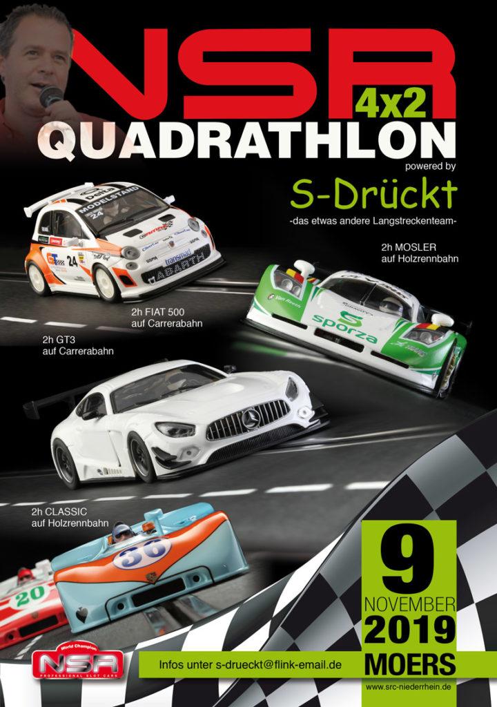 NSR Quadrathlon 2019