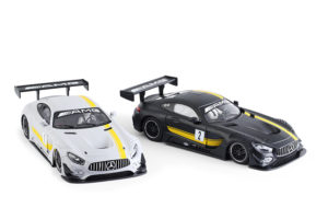 NSR 0097 AW Mercedes-AMG GT3 Test Car Grey #1