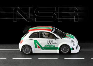 NSR 0101 SW Abarth 500