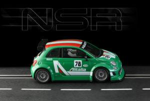 NSR 0102 SW Abarth 500