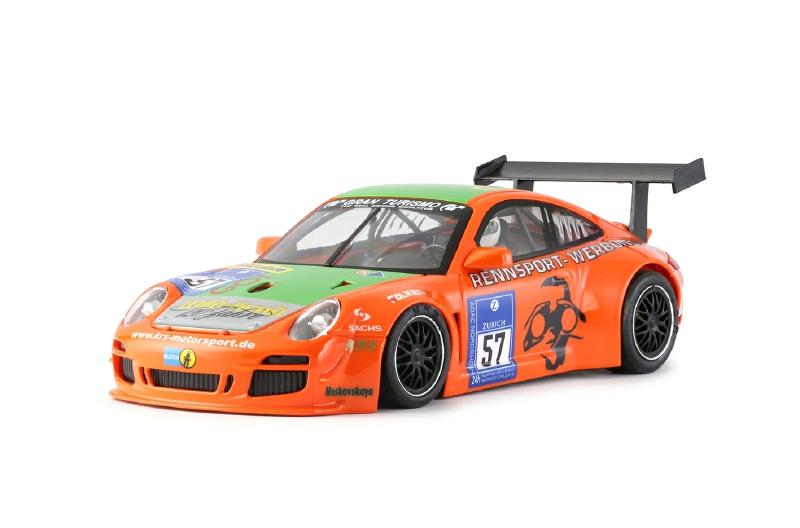 Porsche 997 Nürburgring