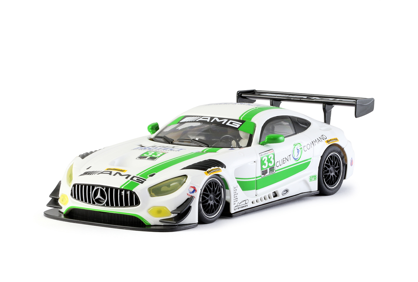NSR 0114 Mercedes AMG