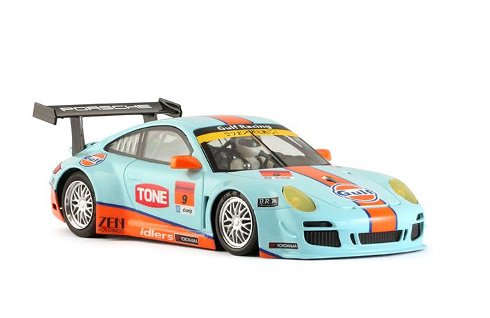 Porsche 997 Gulf